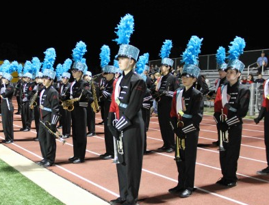 Band set for new director