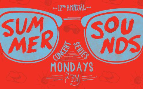 Seventeenth annual Summer Sounds concert series