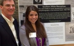 Red Ledger alumni awarded for undergraduate research