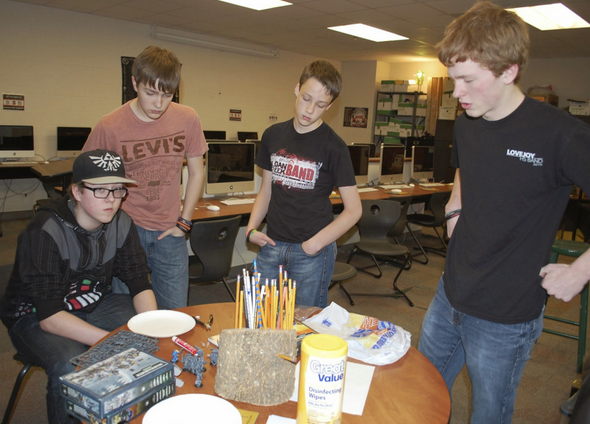 Students joining the Gaming Club will have the opportunity to play Rails, Settlers of Catan, Rails, and other tactical games with peers.