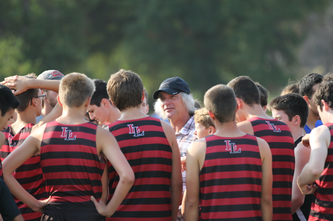 After being named Lovejoy High School Coach of the Week, head cross country coach Greg Christiansen takes his team to the Lovejoy XC Fall Festival to hopefully take home the first place trophy.
