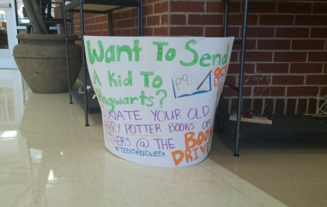 Students to recycle reading material