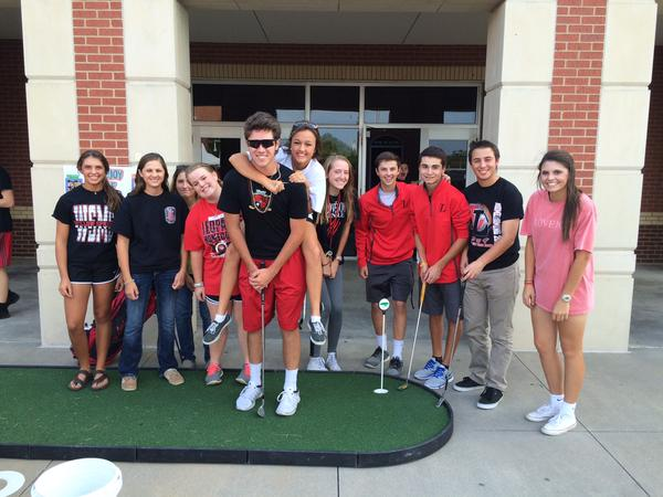 The golf team with travel to a tournament in Wylie hosted by Forney on Oct. 21 in hopes to improve their swing for district.
