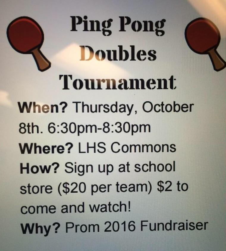 Prom+committee+to+host+Ping+Pong+Tournament