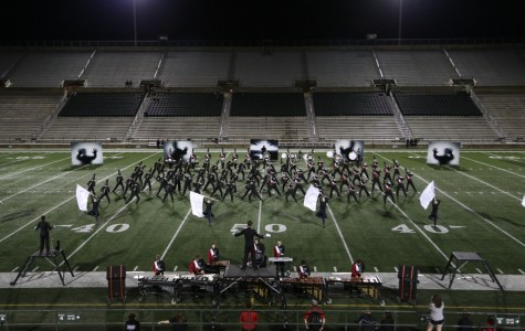 Band competes at UIL Area contest