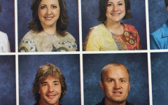 10 years ago, the high school opened its doors. Pictured above from the first yearbook, teachers Jessica Brewster, Greg Christensen, and Ray Cooper have been at the school since its opening.