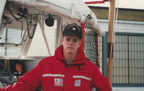 Coast guard, inventor, meteorologist, and now, teacher