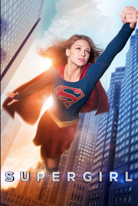 Superman+has+some+competition+after+the+creation+of+CBS%27s+new+show+Supergirl.+