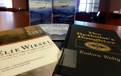 Library hosts Teen Reads Week