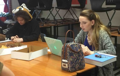 Writing Club goes beyond the classroom
