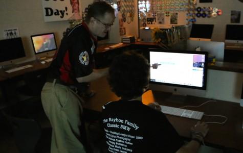 Technology teacher advocates against homework