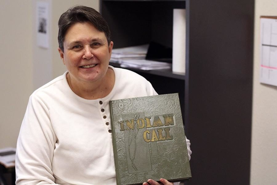 Social studies teacher Homa Lewis grew up in multiple places throughout the Americas, and after changing career paths multiple times, has now been teaching for more than 20 years.