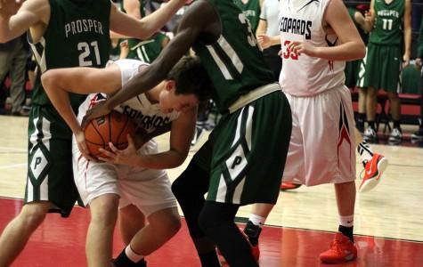 Photo gallery: boys basketball falls to Prosper