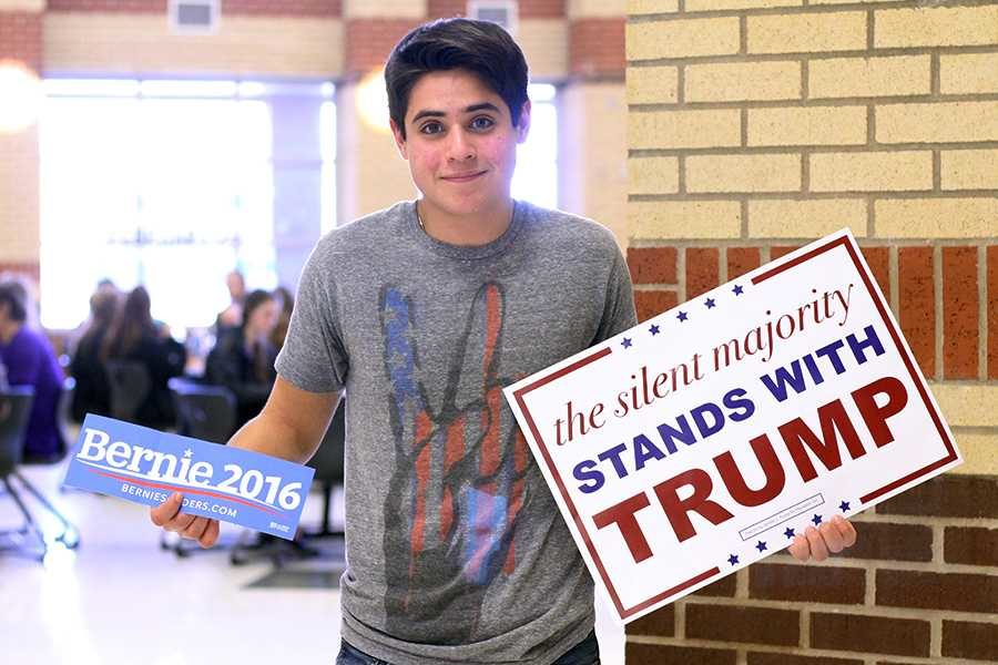 Senior+Steve+Sereno+founded+the+Election+Club+as+part+of+his+senior+project+with+aims+to+invoke+more+political+participation+in+upperclassmen.