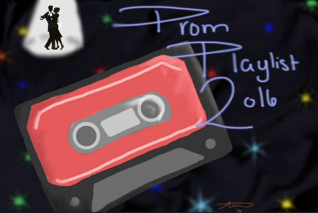 The Red Ledger's Catherine Hathaway makes a prom playlist featuring the classics and the newest hits.