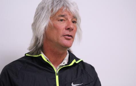 Coach Greg Christiansen