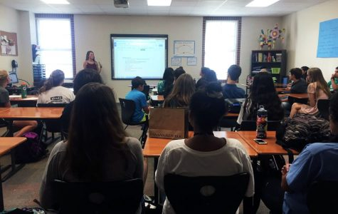 Spanish Club allows application of language learning
