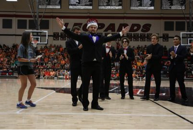 Bailey Bennett was crowned Mr. Lovejoy 2015, and now this year, multiple seniors boys will be competing, once again, for the crown on Sept. 22.