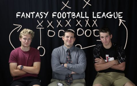 Teacher leads fantasy league