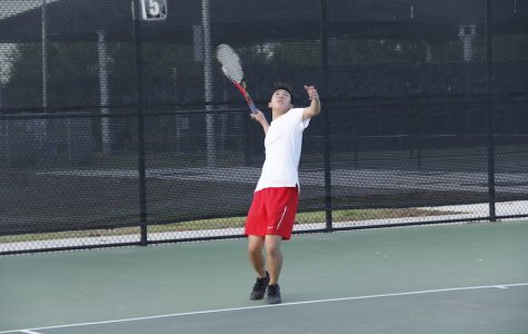 Tennis team looks to add to streak