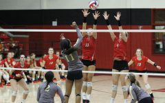 Volleyball team to face Frisco in second playoff round