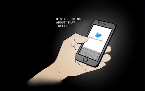 Editorial: Think before you tweet