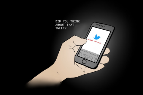 Editorial: Think before you tweet