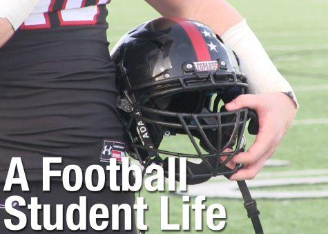 A football student life