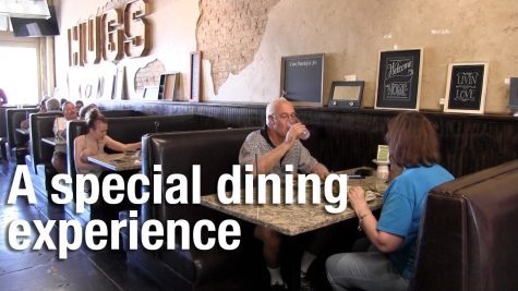 A special dining experience