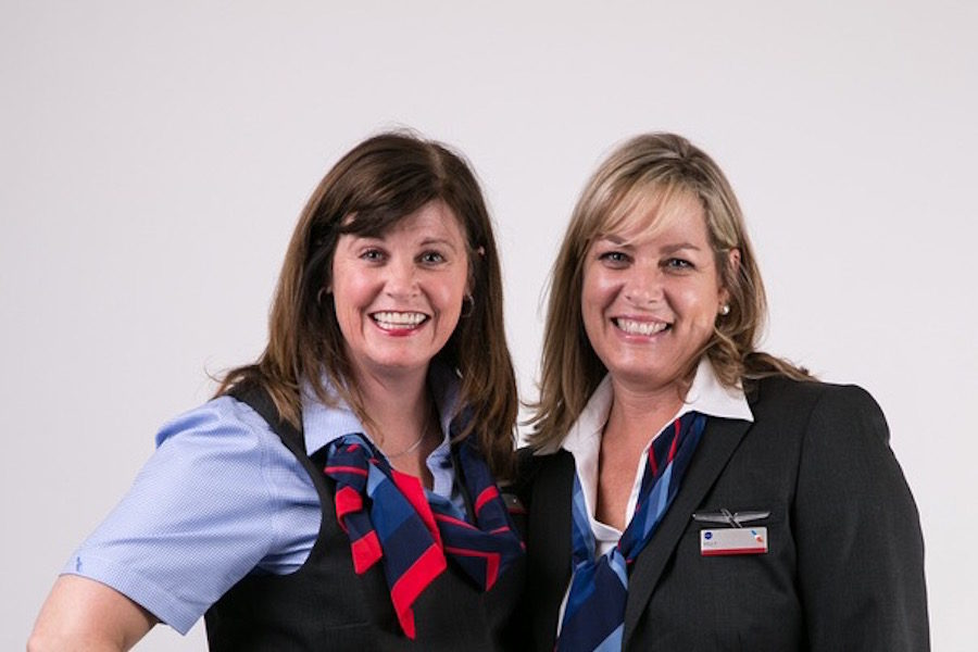 District+parent+Kelly+Carswell+has+been+working+as+a+flight+attendant+for+over+30+years.