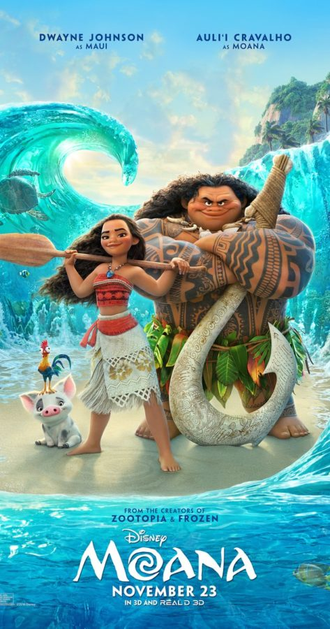 Review: Disney's 'Moana' revamps classic story