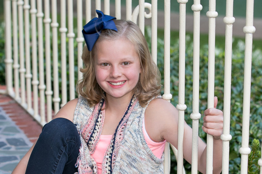 Sloan Creek fifth grader Mallory Cass is now in remission from leukemia after being diagnosed in June of 2014. Her parents credit the familys faith as well as community support in helping them get through what her mother described as their worst nightmare.