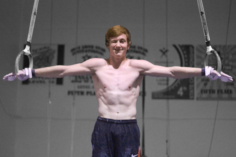 Mason+Massey+has+taken+on+the+role+of+football+player+and+gymnast%2C+two+different+sports%2C+with+different+skill+sets.