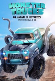 Review: 'Monster Trucks' is a wreck