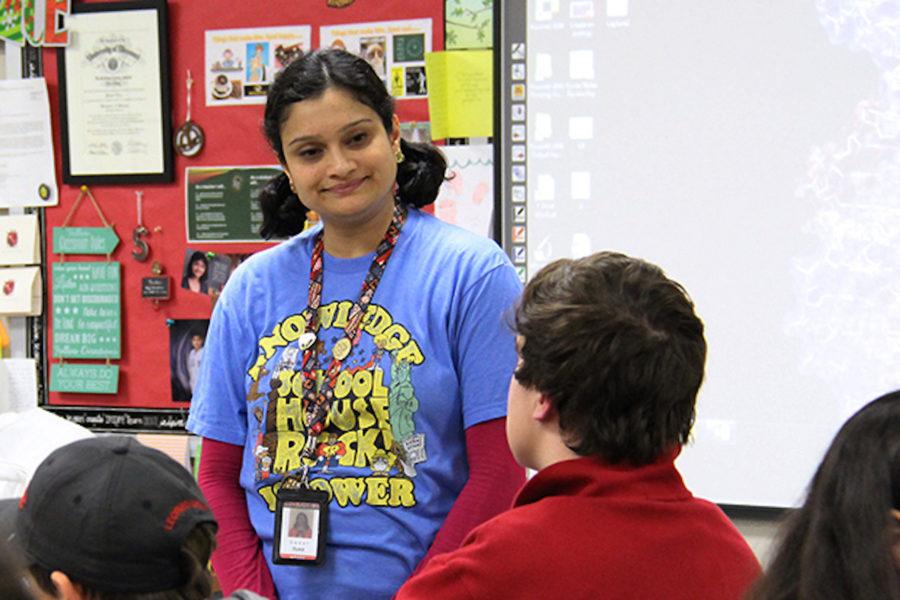 Mrs.Syedinclass1