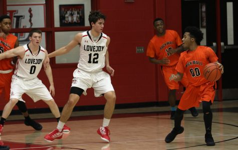 Boys basketball to face second place West Mesquite