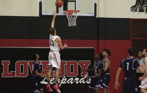 Boys basketball team determined to increase playoff seed