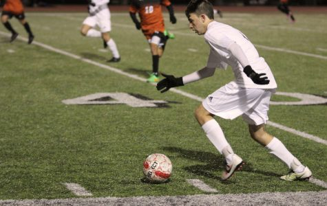 Boys soccer hope to hold onto first place against Wylie East