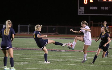 Girls soccer hopes to expand on road record