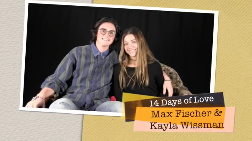 14 Days of Love: Kayla and Max