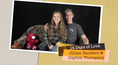 14 Days of Love: Jillian and Dayton