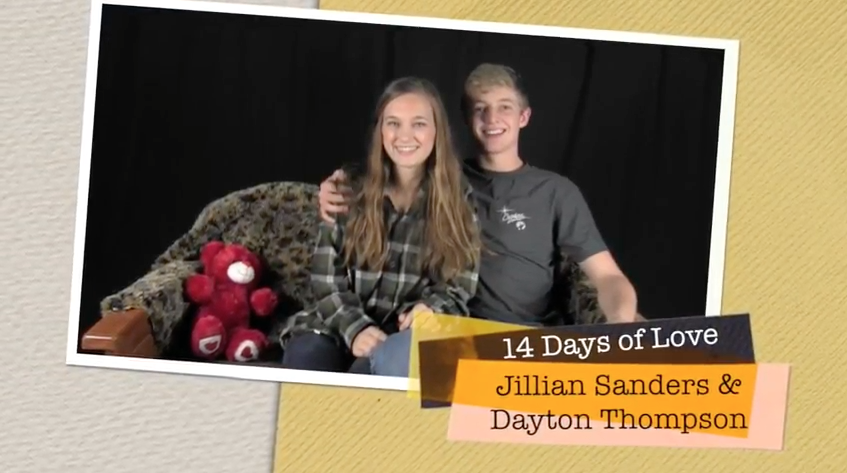 14 Days of Love: Jillian and Dayton
