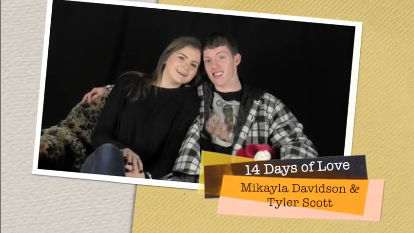 14 Days of Love: Mikayla and Tyler