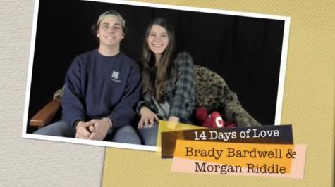14 Days of Love: Morgan and Brady