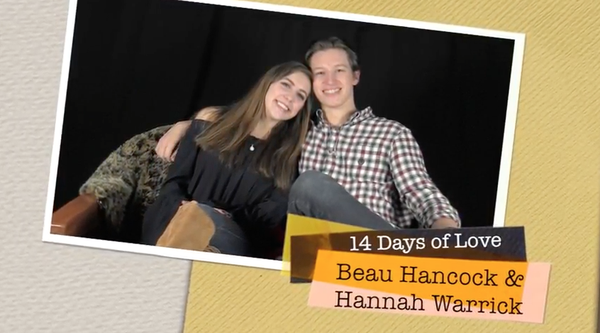 14 Days of Love: Hannah and Beau
