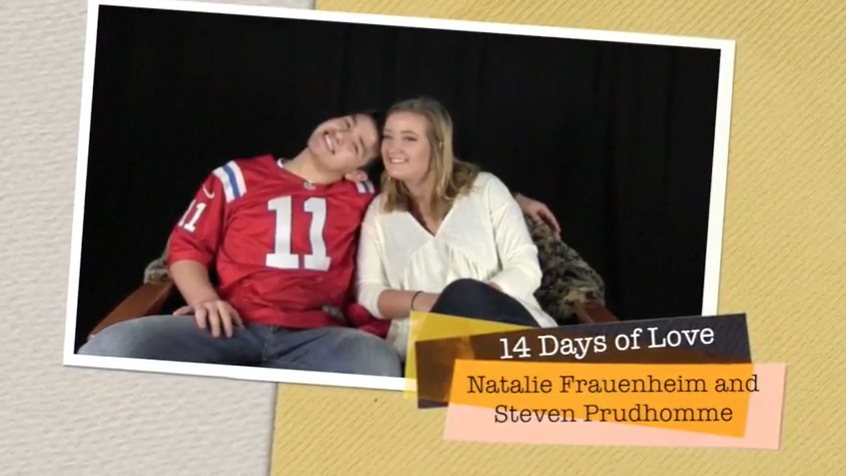 14 Days of Love: Natalie and Steven