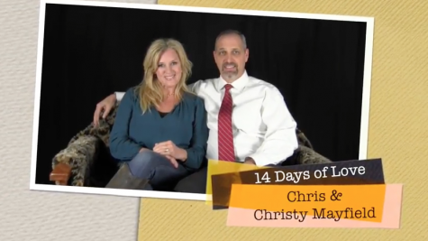 14 Days of Love: Mr. & Mrs. Mayfield