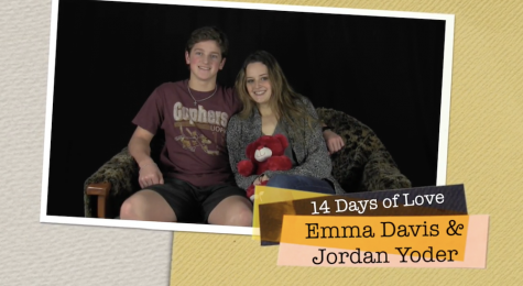 14 Days of Love: Emma and Jordan