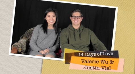 14 Days of Love: Valerie and Justin