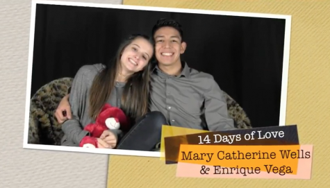 14 Days of Love: Mary Catherine and Enrique